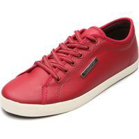 Sapatênis Coca Cola Shoes Logo Vermelho