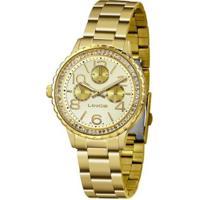 Relógio Lince Urban Lmg4624Lc2Kx Feminino - Feminino-Dourado