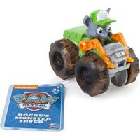 Carrinho Patrulha Canina - Rocky'S Monster Truck - Sunny
