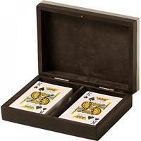 Caixa De Jogos De Cartas Deluxe