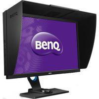 Monitor Benq Led 27´ Widescreen, Qhd, Ips, Hdmi/Dvi, Displayport, Altura Ajustável - Sw2700Pt