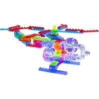 Helicóptero 8 Em 1 Laser Pegs