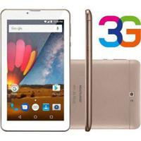 Tablet Multilaser M7 Plus 3G Tela 7 Quad Core 1Gb