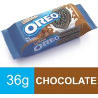 Biscoito Oreo Chocolate 36G