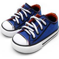 Tênis Converse Menino Chuck Taylor All Star Azul