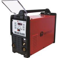 Máquina Inversora De Solda Tig Bambozzi Wmi 208 Ac/Dc 50/60Hz 220V