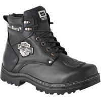 Bota Couro Bell Boots Trilha Coturno Adventure Masculina - Masculino