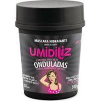 Mascara Umidiliz Onduladas Muriel 500Ml - Feminino-Incolor