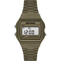 Relógio Digital Mormaii Vintage Verde Mojh02Bk/8V Verde