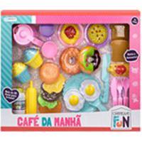 Creative Fun Cafe Da Manha Colorido- Multikids