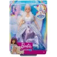 Boneca Barbie Princesa Vestido Mágico
