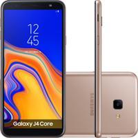 """Smartphone Samsung Galaxy J4 Core 16Gb Tela Infinita De 6"""" Câmera Tra"""