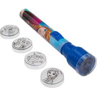 Jogo De Lanterna Projetora Frozen®- Azul & Azul Claro