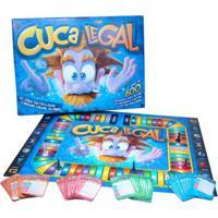 Jogo De Tabuleiro Pais E Filhos Cuca Legal Multicolorido
