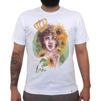 Leonina - Camiseta Clássica Masculina