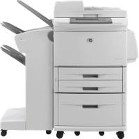 Impressora Multifuncional Hp Laserjet M9050