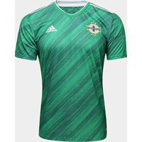 Camisa Seleção Irlanda Home 20/21 S/N° Torcedor Adidas Masculina - Masculino
