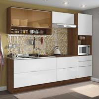 Cozinha Completa Linear 6 Pt 5 Gv Rustic