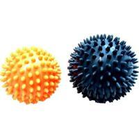 Kit Liveup Com 2 Bolas Massageadoras - Unissex