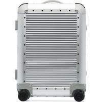 Fpm – Fabbrica Pelletterie Milano Bank Spinner 55 Suitcase - Prateado