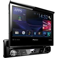 Pioneer Avh-X7880Tv - Dvd Player Automotivo Com Conexão Bluetooth, Entrada Usb Rádio Fm, Tv Digital