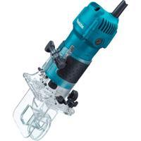 """Tupia Manual 1/4"""" 530W 110V 3710 Azul E Preta"""