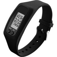 Relógio Skmei Pedômetro Digital 1207 Preto
