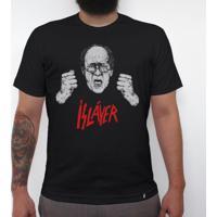 Alborga Islayer - Camiseta Clássica Masculina