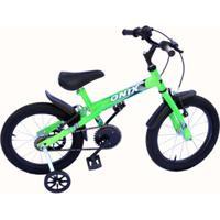 Bicicleta Aro 16 Xt Onix - Unissex