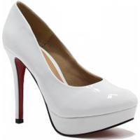 Sapato Zariff Shoes Meia Pata Verniz Noivas