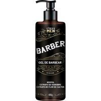 Cless Men Barber Gel De Barbear 480G