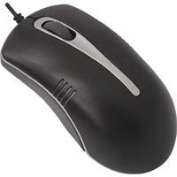 Mouse Ótico Coletek Ms3203-1 Bsi Ps/2 Preto E Prata 800Dpi