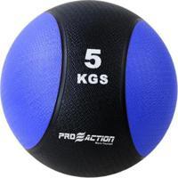 Bola Medicine Ball 5Kg Proaction - Unissex