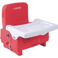 Cadeira Portátil Sweet Vermelha Lenox Kiddo