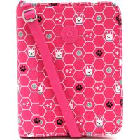 Fichário Kipling Pouches / Cases New Storer Pin Rosa