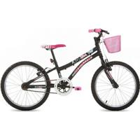 Bicicleta Houston Nina Aro 20 Quadro Tamanho 20 - Unissex