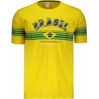 Camiseta Brasil Amazonas Masculina - Masculino