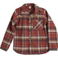 Camisa Claquete- Vermelha & Laranjagreen
