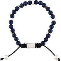 Nialaya Jewelry Pulseira De Prata - Azul