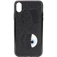 Chiara Ferragni Winking Eye Iphone Xr Case - Preto