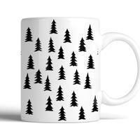 Caneca Decohouse Pine Preto