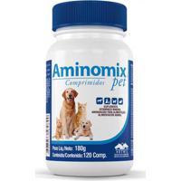 Aminomix Pet - 120 Comprimidos