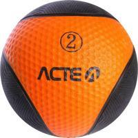Bola De Peso Acte Sports T102 Laranja