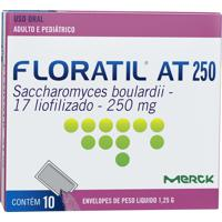 Floratil At 250Mg Merck 10 Envelopes