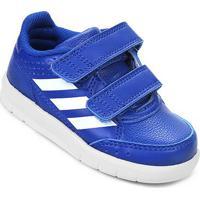 Tênis Infantil Adidas Altasport Cf I - Unissex-Azul