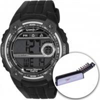 Relógio Digital Speedo 80581G0 Com Kit De Ferramentas - Masculino - Preto