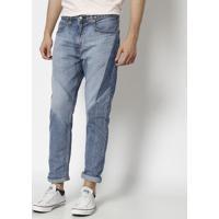 Jeans Hi-Ball Roll- Azul Clarolevis