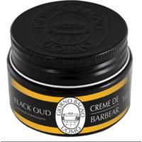 Creme De Barbear Giorno Bagno Uomo Black Oud Amarelo - 100G - Unissex-Incolor