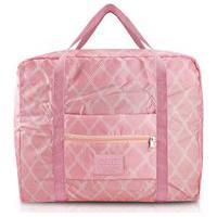 Bolsa De Viagem Dobrável Jacki Design Viagem Rosa