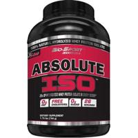 6093e4fd2 Netshoes  Whey Protein Isolado Absolute Iso 2Lbs Bio Sport - Unissex
